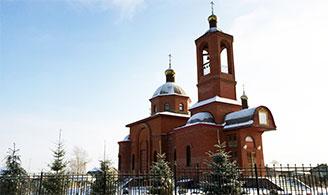 церковь в нагаево